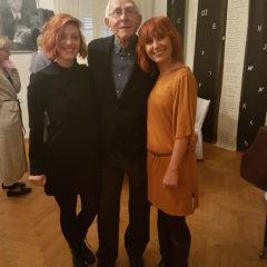 Književna večer u Društvu hrvatskih književnika