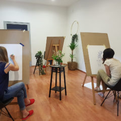 Umjetnički atelje Broj Jedan: naša nova kreativna baza!