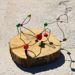 DIY- Skulpture od žice