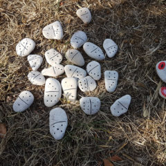 DIY – old school igre od kamenčića