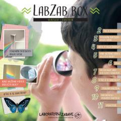 LabZab box – ljetna kutija pametne zabave za sve male mudrice, umjetnike i sanjare