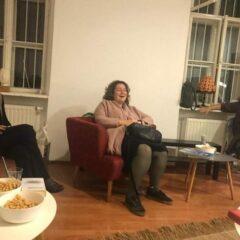 Književna večer s Natašom Govedić