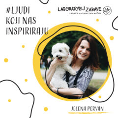 Ljudi koji nas inspiriraju – Jelena Pervan