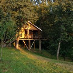 Kamo za vikend s djecom? U Treehouse Resnice!