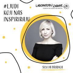 Ljudi koji nas inspiriraju – Silvija Bradica
