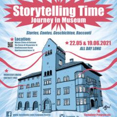Idemo na storytelling festival u Italiju!