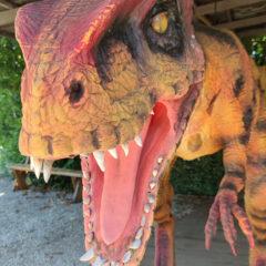 Dinopark Funtana – interaktivna zabava za čitavu obitelj