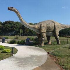 Paleo Park u Balama – na kupanju s dinosaurima